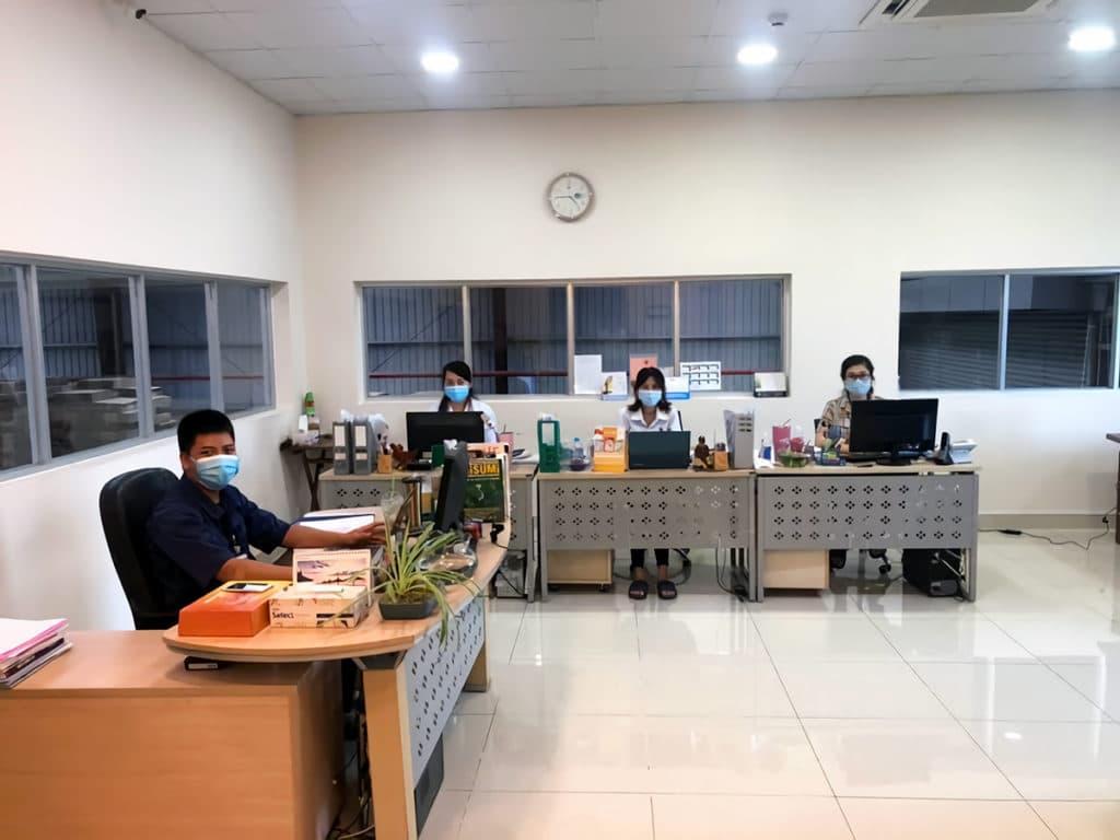 三栄ベトナム/副社長グエン・ヴァン・タットインタビュー