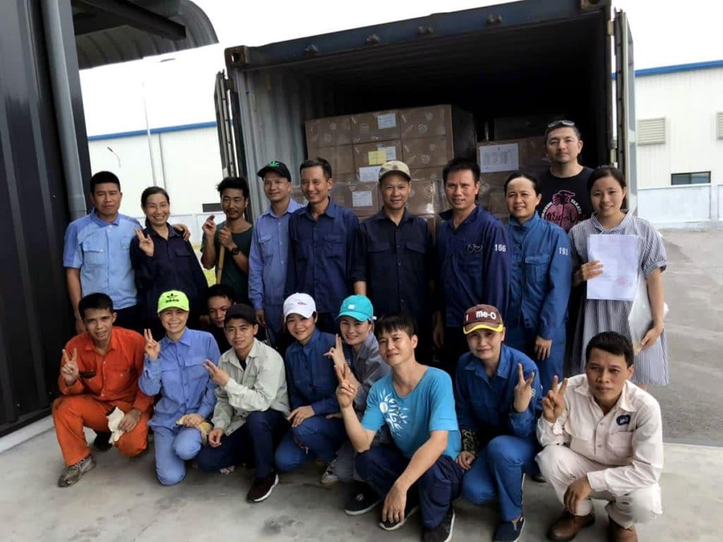 Vietnam Glass Craft Production/稲嶺秀信インタビュー